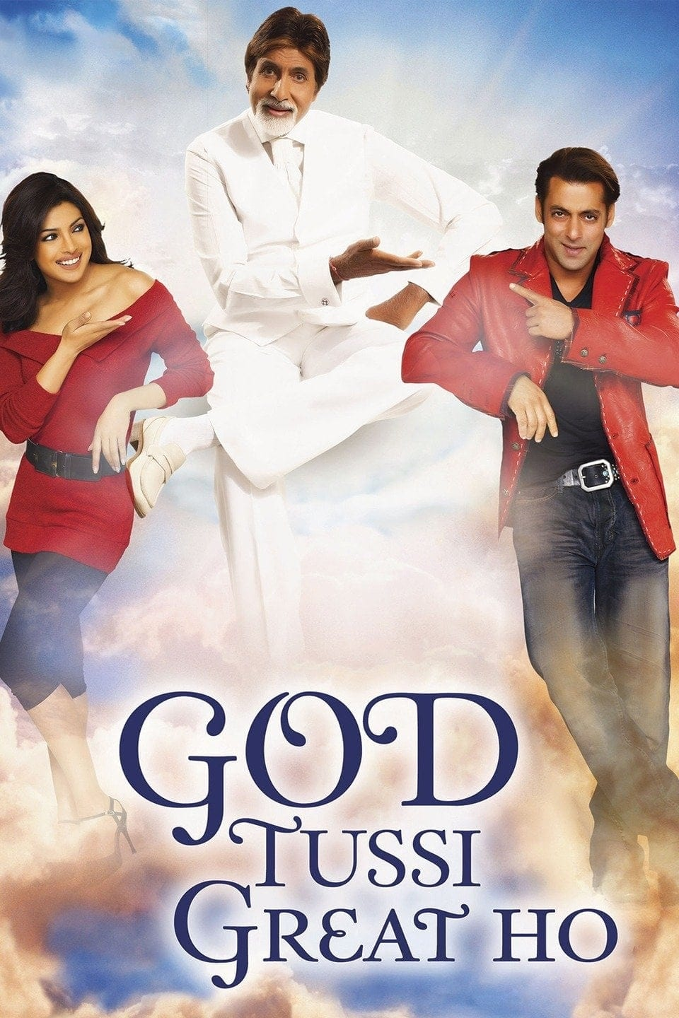 """Poster for the movie """"God Tussi Great Ho"""""""