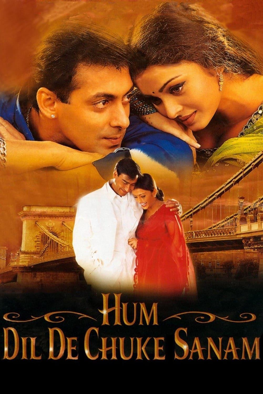 "Poster for the movie ""Hum Dil De Chuke Sanam"""