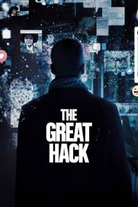 "Poster for the movie ""The Great Hack"""