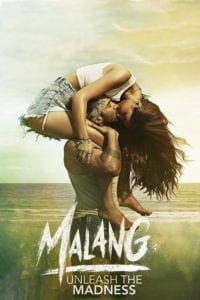 "Poster for the movie ""Malang"""