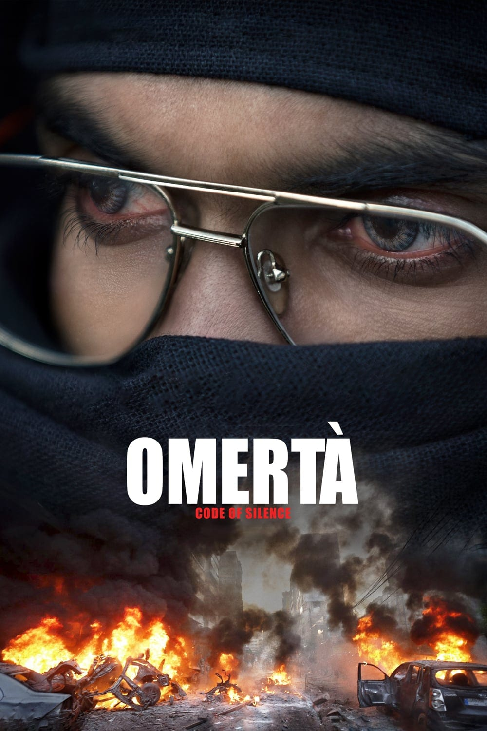 """Poster for the movie """"Omerta"""""""
