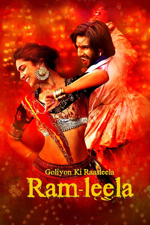 "Poster for the movie ""Goliyon Ki Raasleela Ram-Leela"""