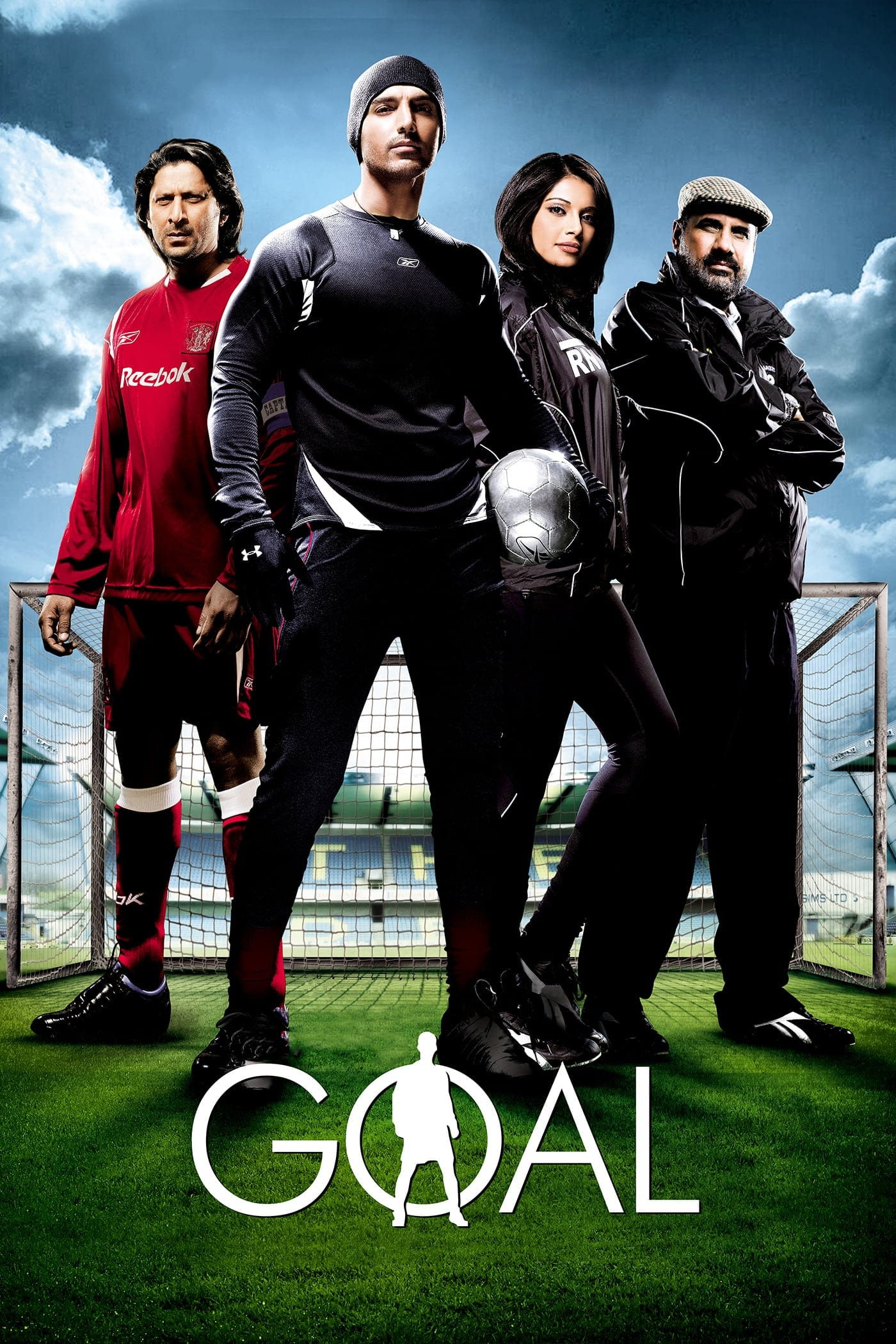 """Poster for the movie """"Dhan Dhana Dhan Goal"""""""