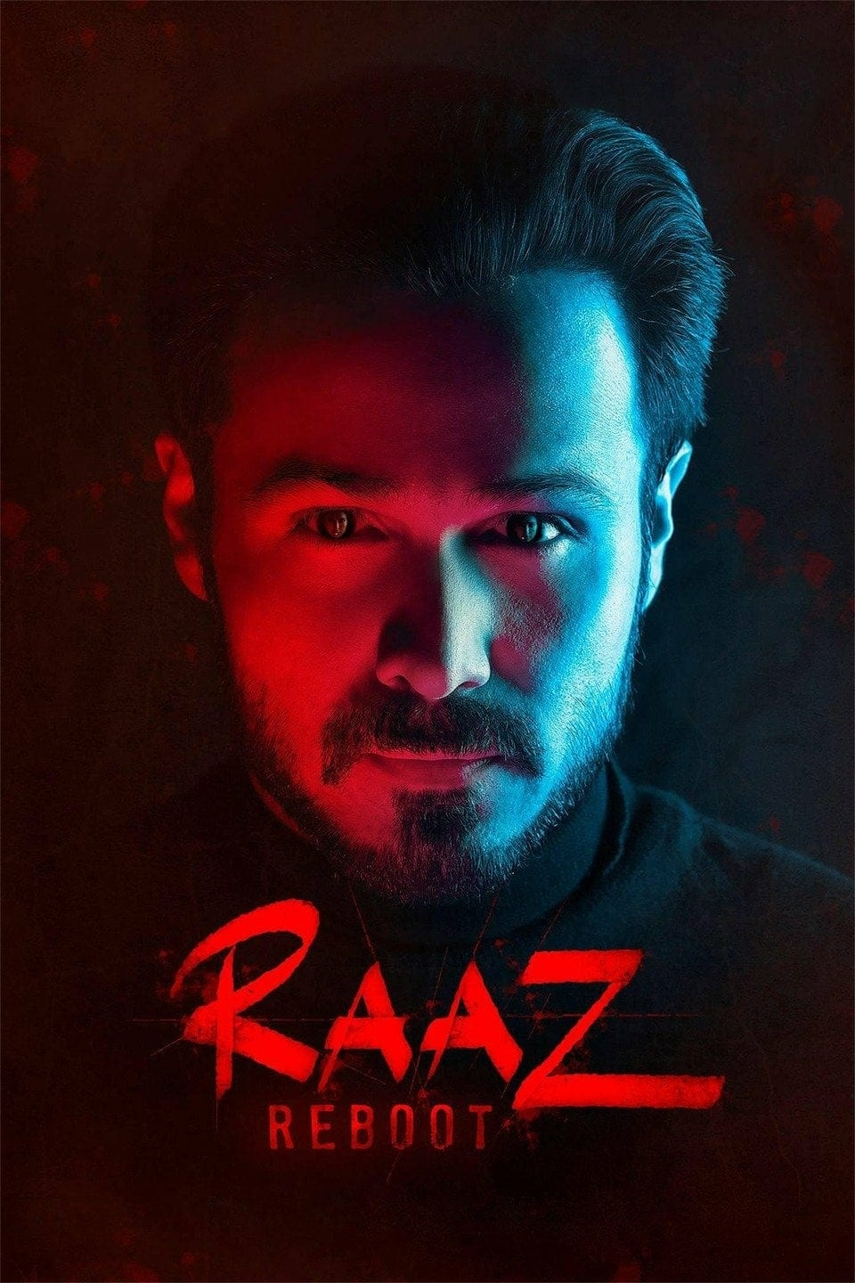 "Poster for the movie ""Raaz Reboot"""