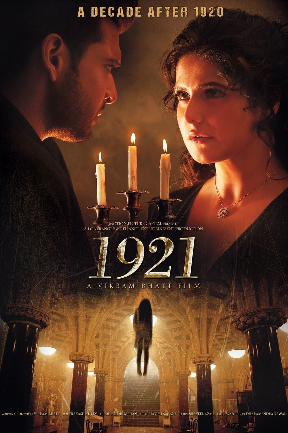 "Poster for the movie ""1921"""