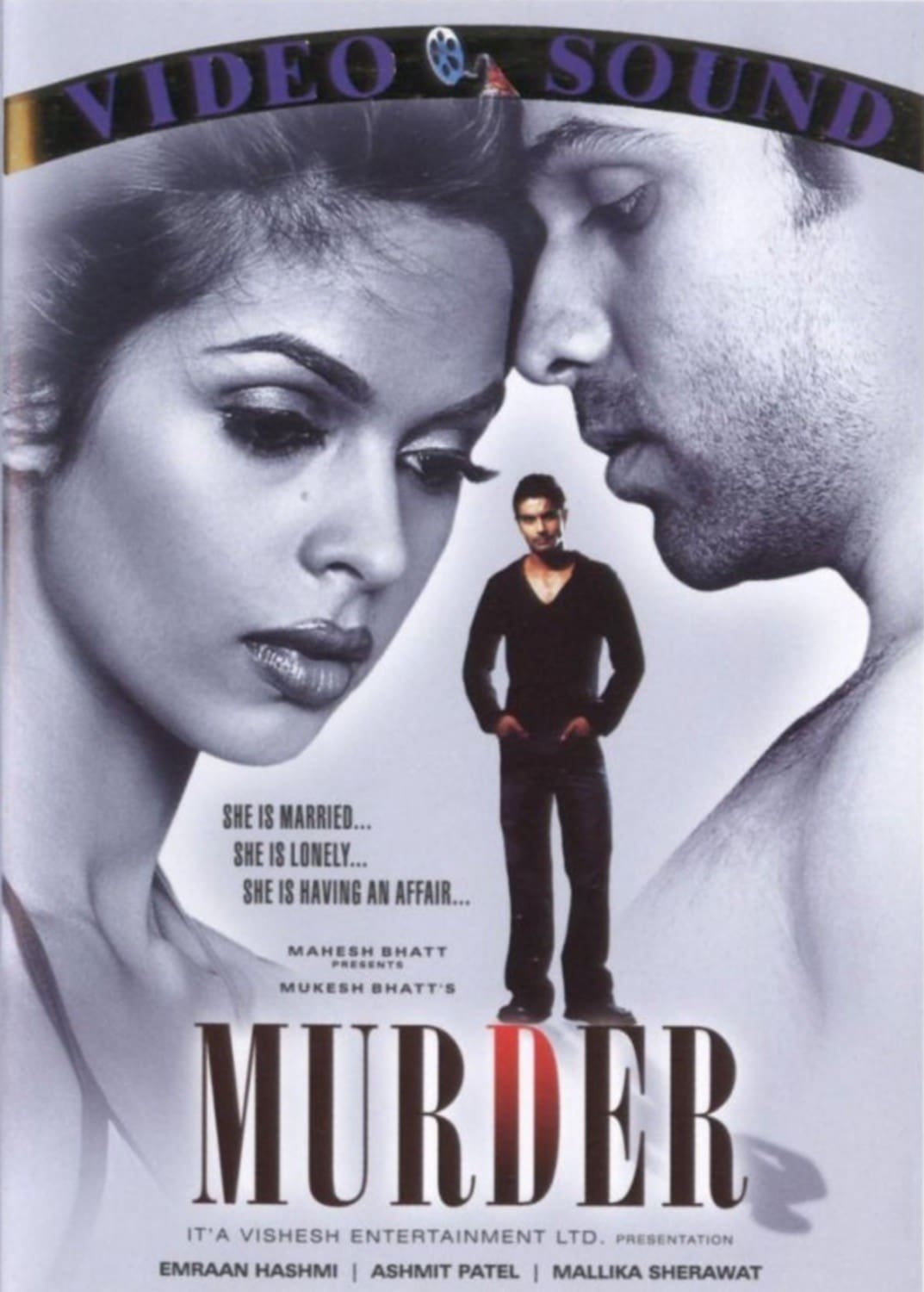 "Poster for the movie ""Murder"""
