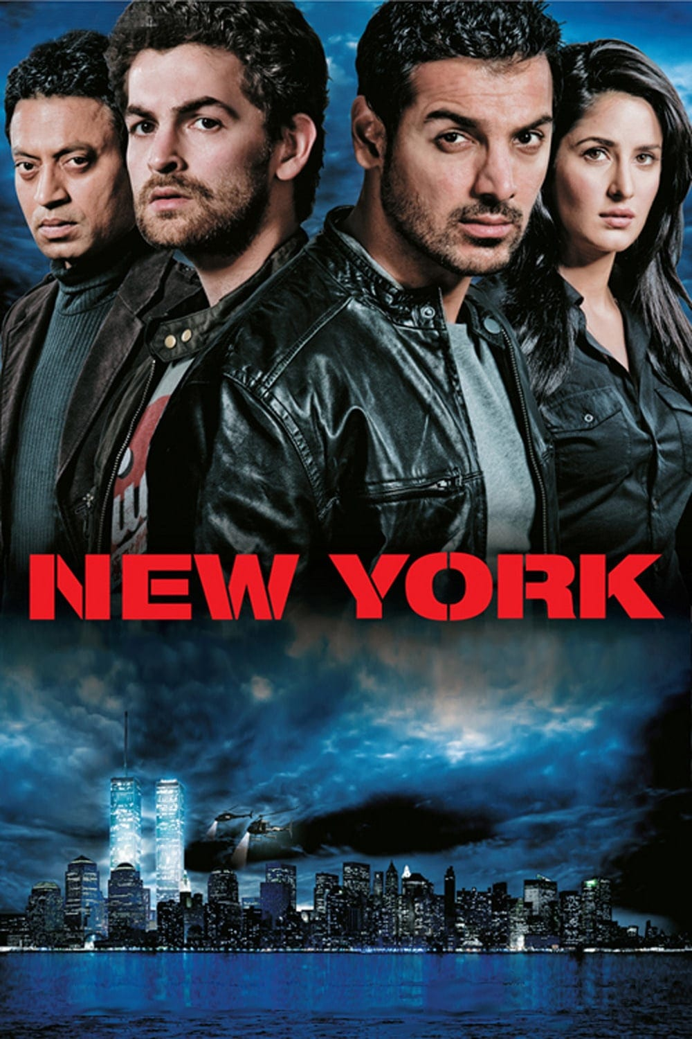 """Poster for the movie """"New York"""""""