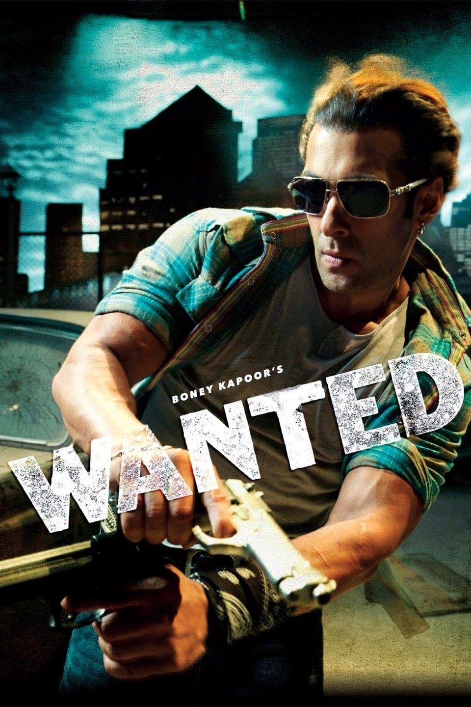 """Poster for the movie """"Wanted"""""""