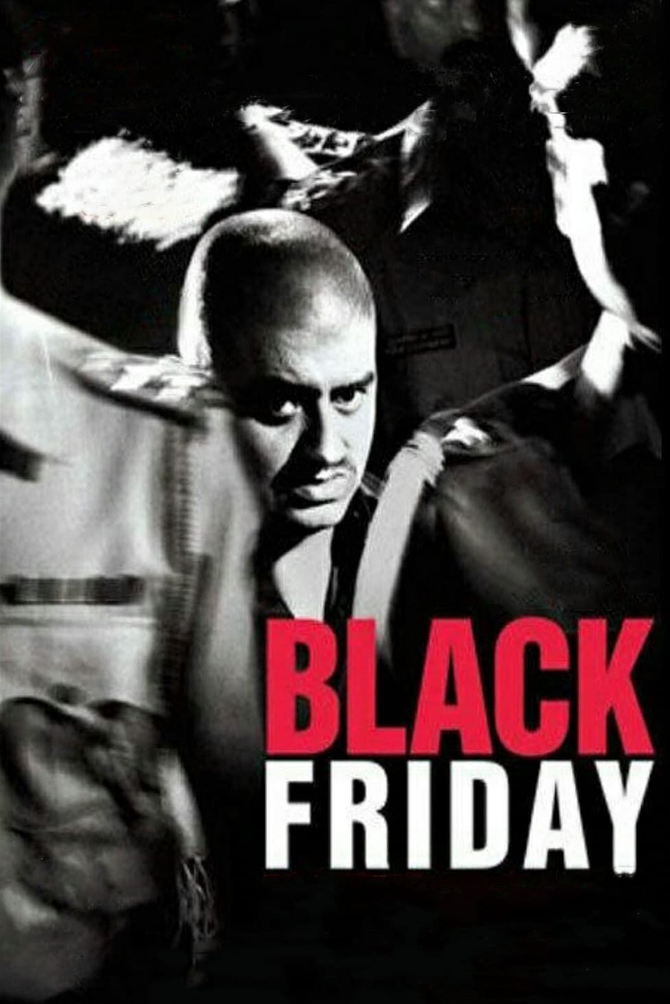 "Poster for the movie ""Black Friday"""