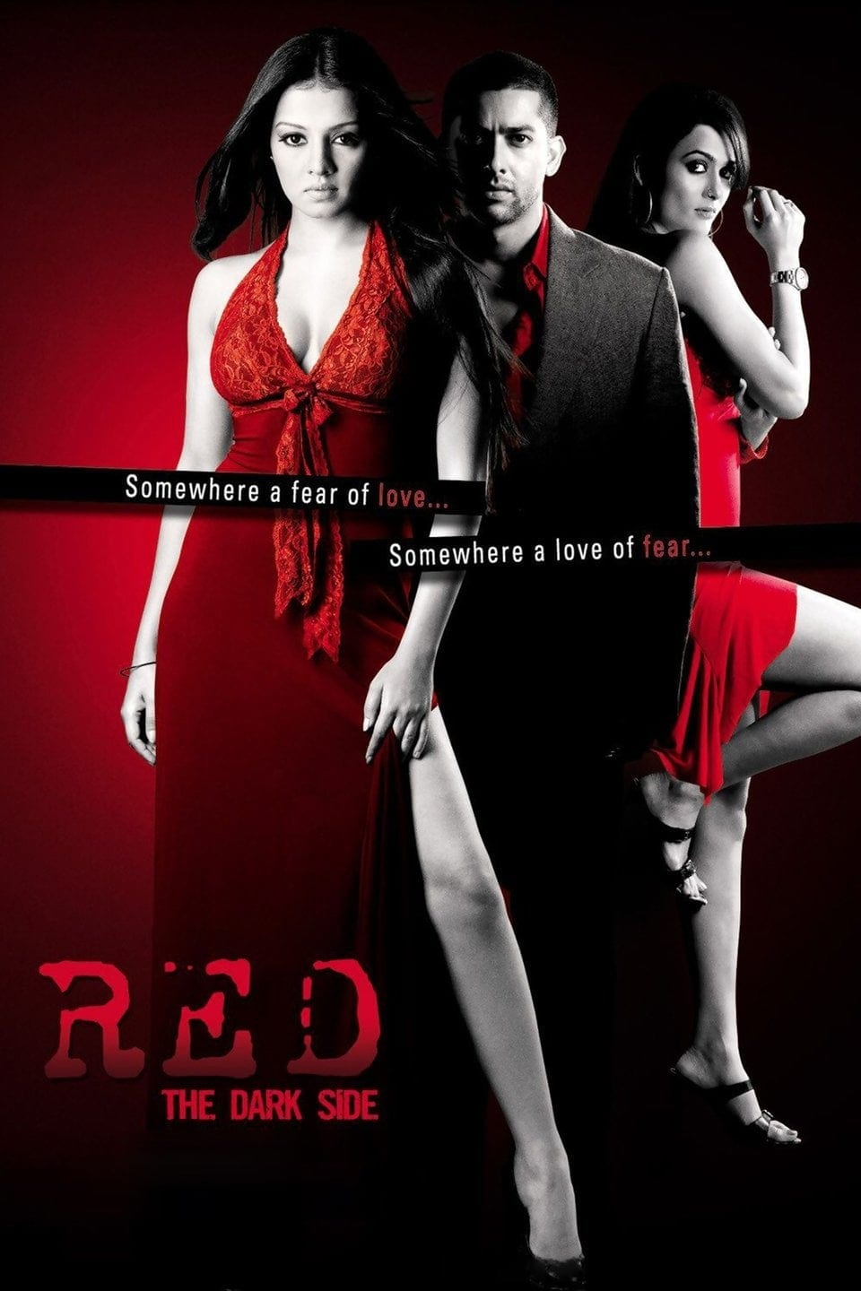 "Poster for the movie ""Red: The Dark Side"""