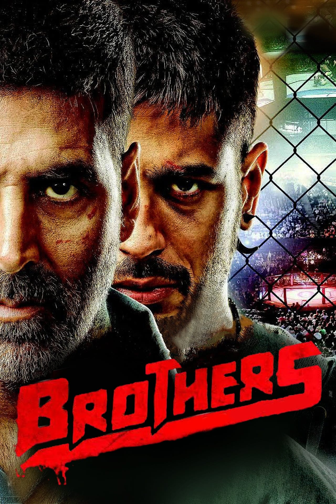 """Image from the movie """"Brothers"""""""