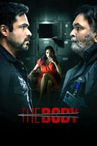 "Poster for the movie ""The Body"""
