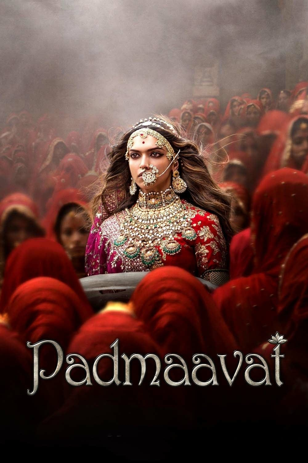 """Poster for the movie """"Padmaavat"""""""