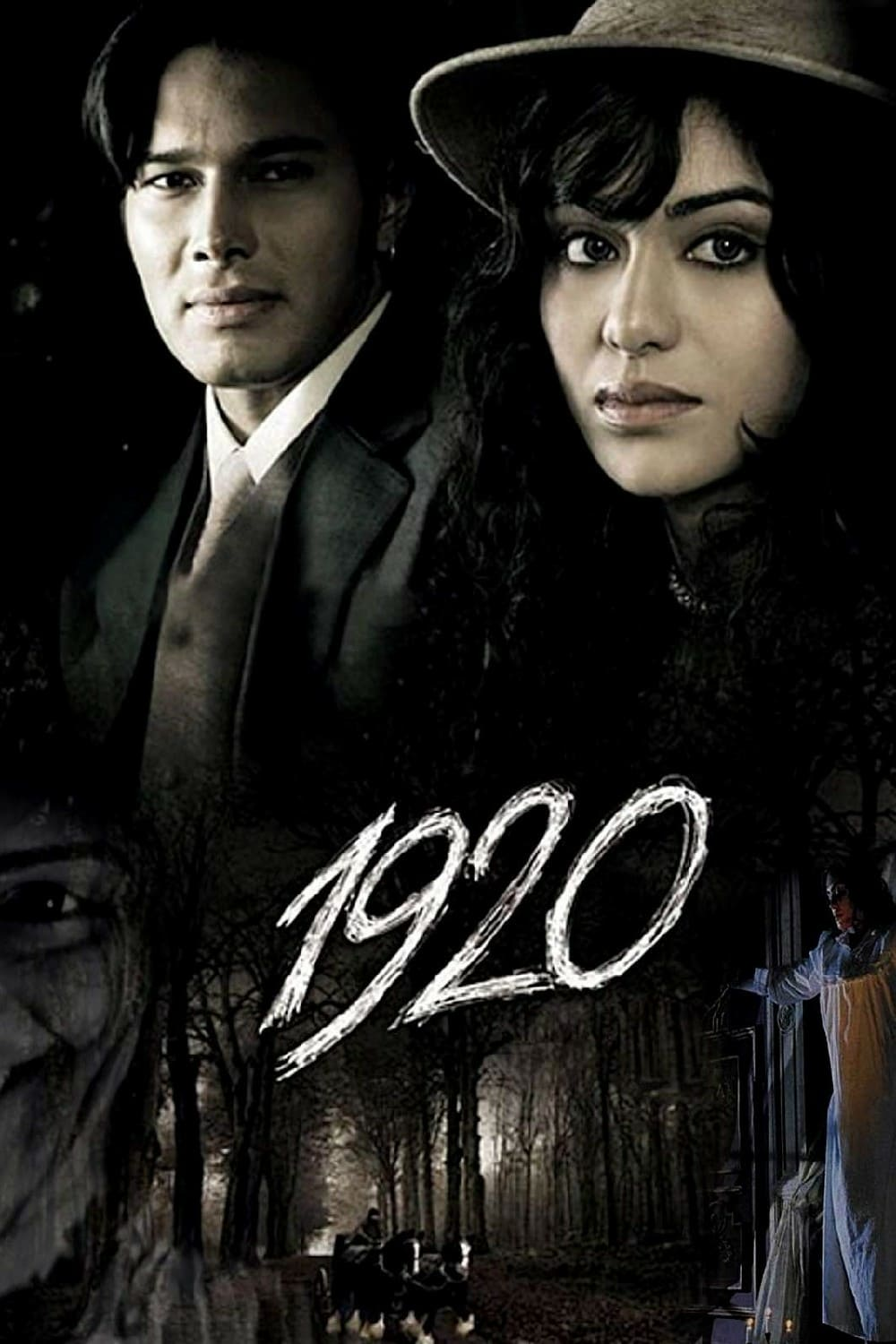 "Poster for the movie ""1920"""