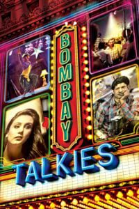 "Poster for the movie ""Bombay Talkies"""