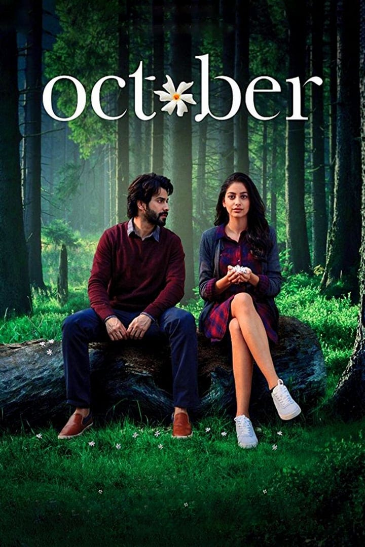"""Poster for the movie """"October"""""""