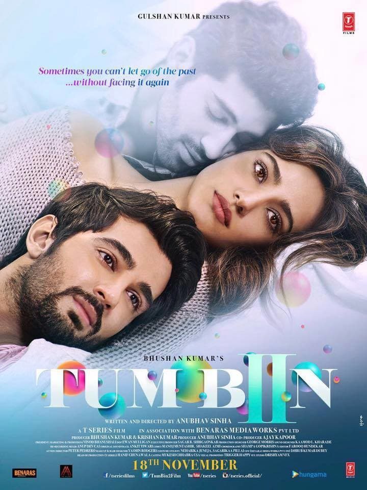 """Poster for the movie """"Tum Bin 2"""""""