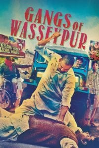 """Poster for the movie """"Gangs of Wasseypur - Part 1"""""""