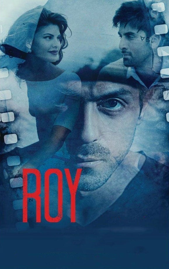 """Image from the movie """"Roy"""""""