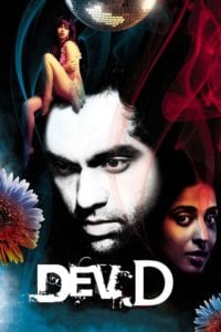 """Poster for the movie """"Dev.D"""""""
