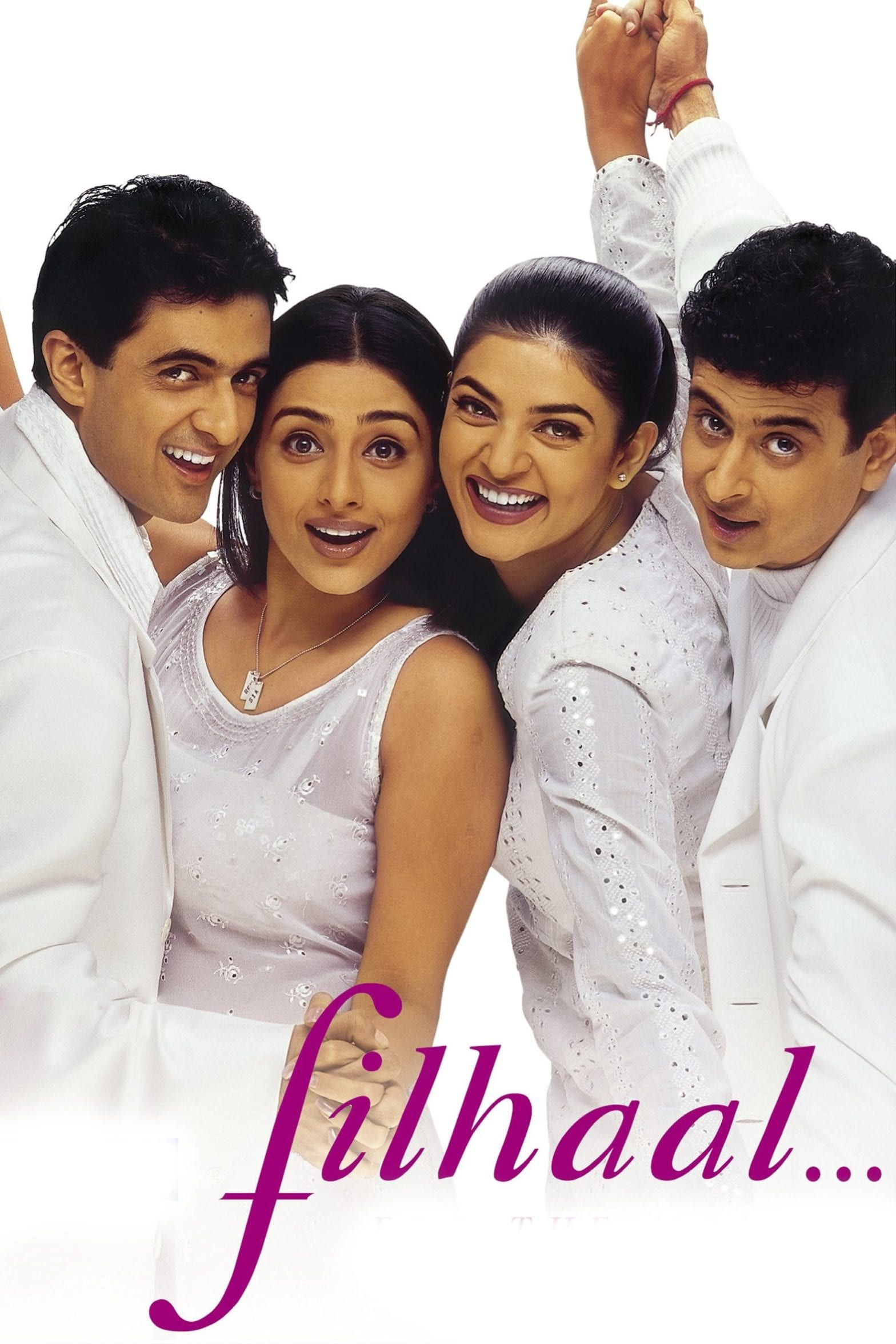 """Poster for the movie """"Filhaal..."""""""