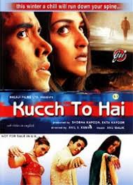 "Poster for the movie ""Kucch To Hai"""