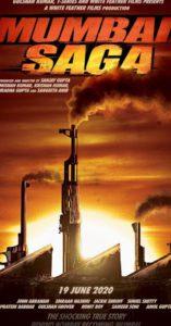 "Poster for the movie ""Mumbai Saga"""