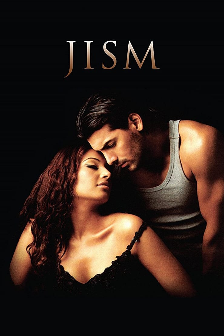 """Poster for the movie """"Jism"""""""