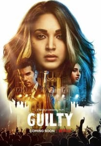 "Poster for the movie ""Guilty"""