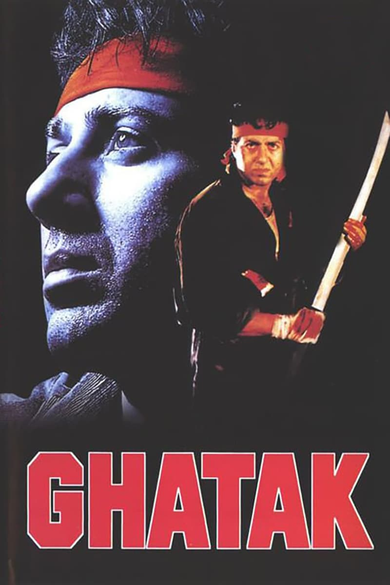 "Poster for the movie ""Ghatak: Lethal"""