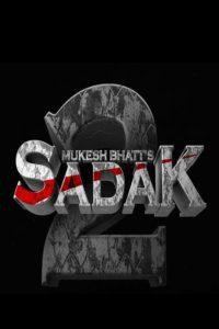 "Poster for the movie ""Sadak 2"""