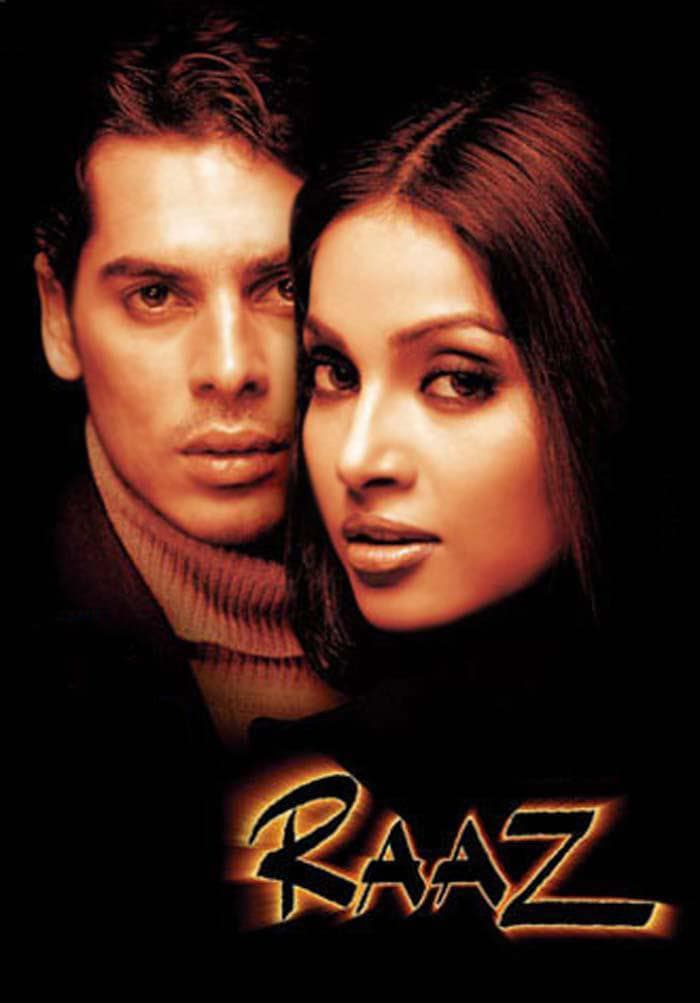 "Poster for the movie ""Raaz"""
