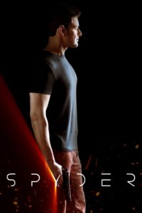 """Poster for the movie """"Spyder"""""""