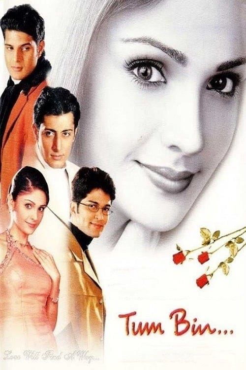 """Poster for the movie """"Tum Bin"""""""