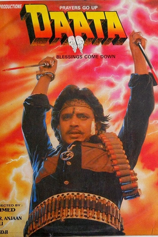 "Poster for the movie ""Daata"""