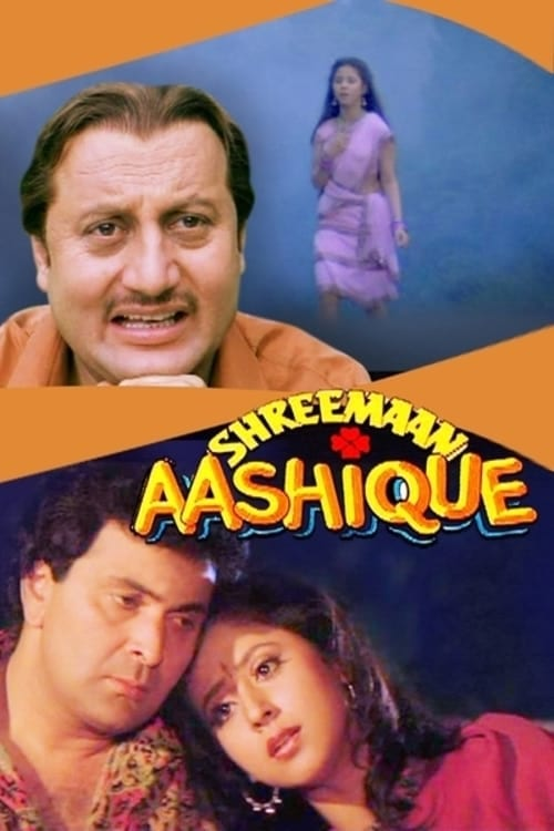 """Poster for the movie """"Shreemaan Aashique"""""""
