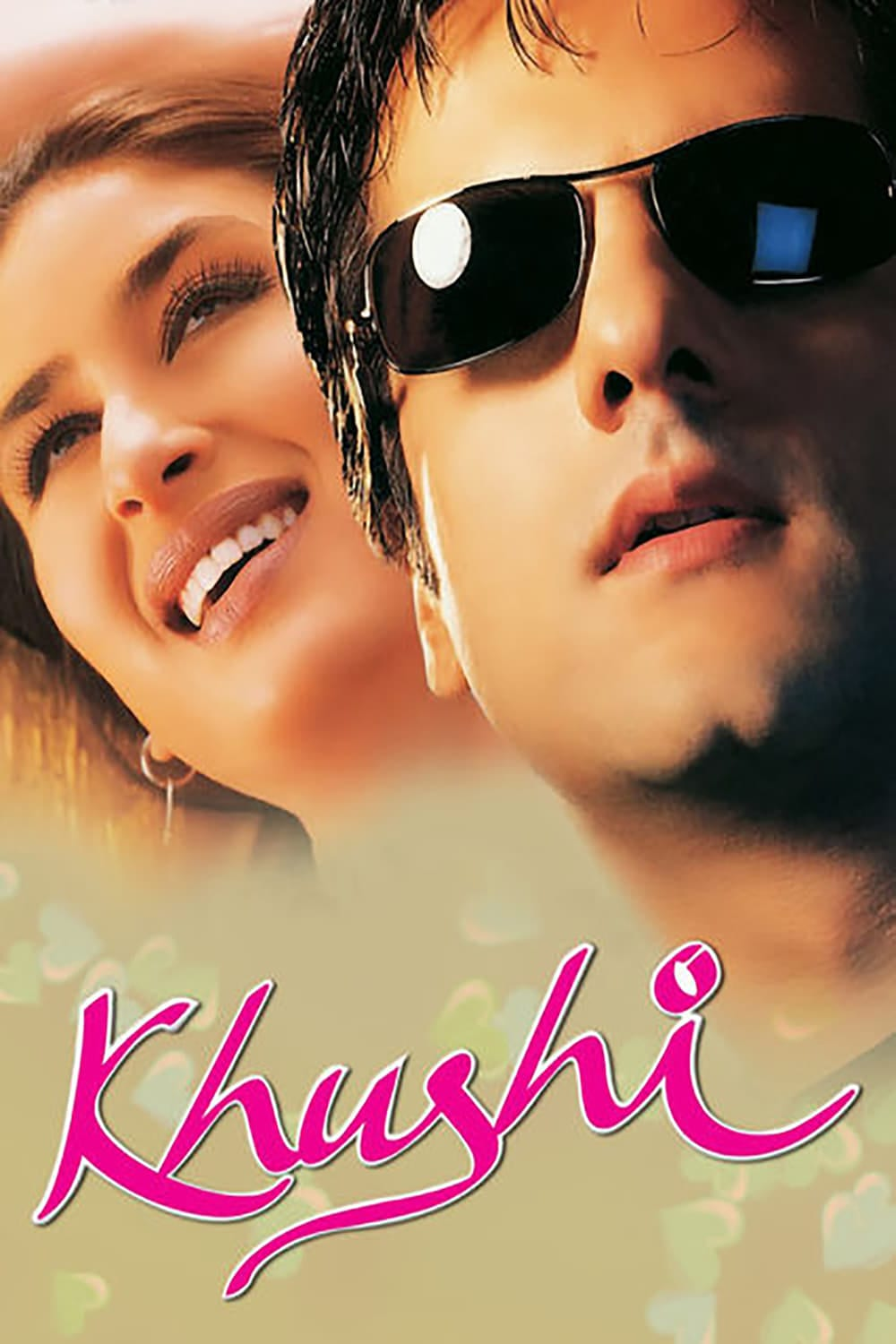 "Poster for the movie ""Khushi"""