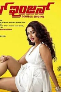 "Poster for the movie ""Double Engine"""