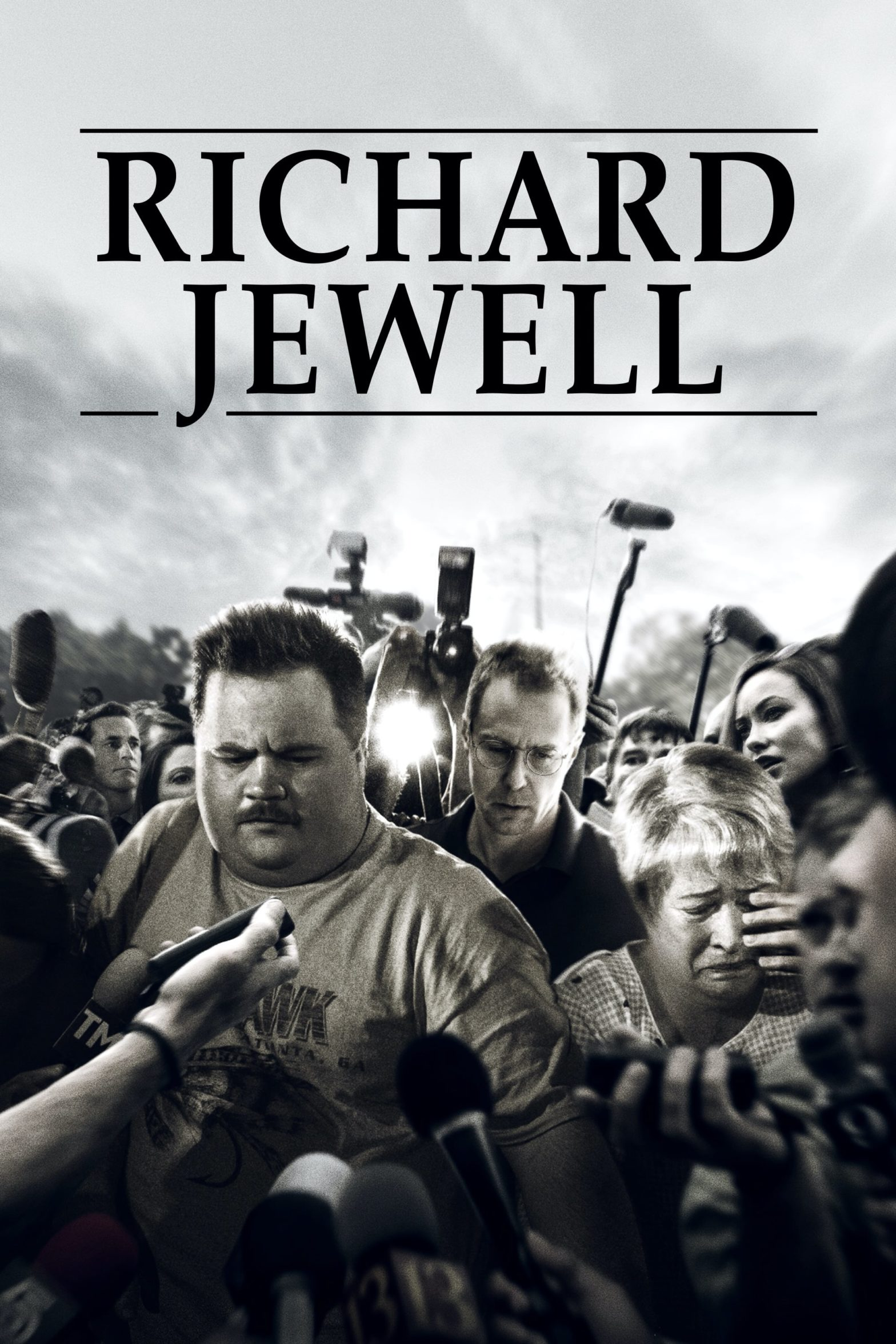 "Poster for the movie ""Richard Jewell"""