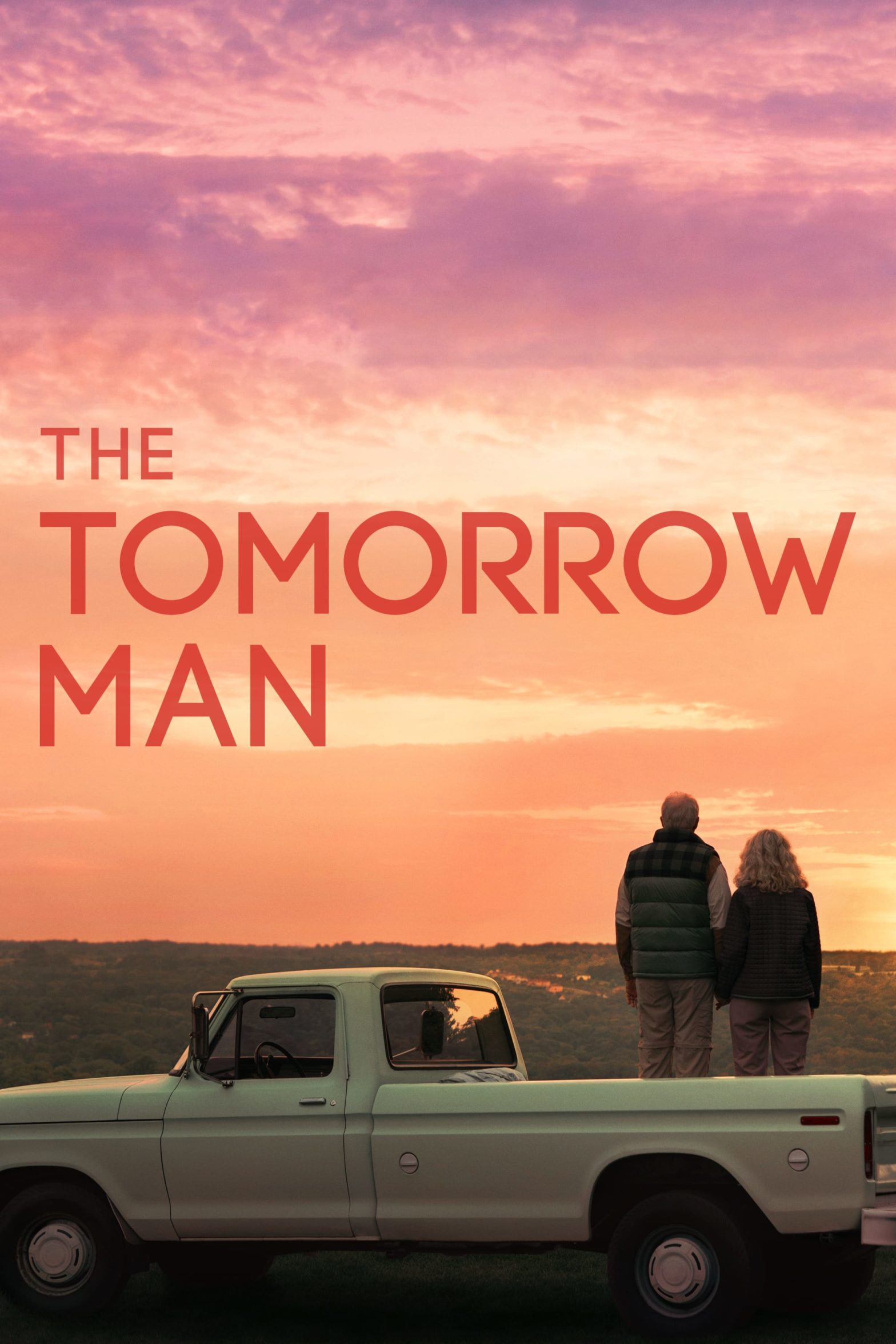 "Poster for the movie ""The Tomorrow Man"""