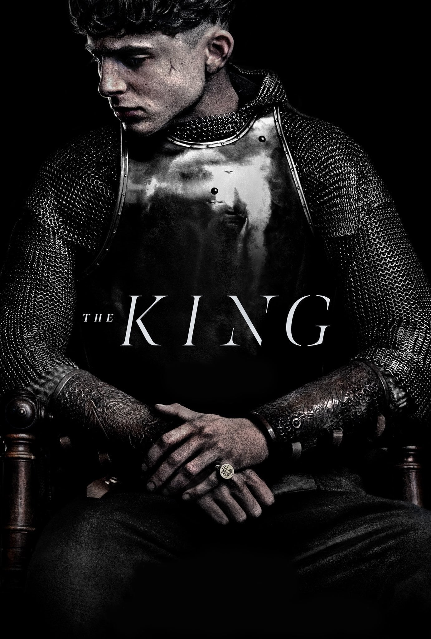 "Poster for the movie ""The King"""
