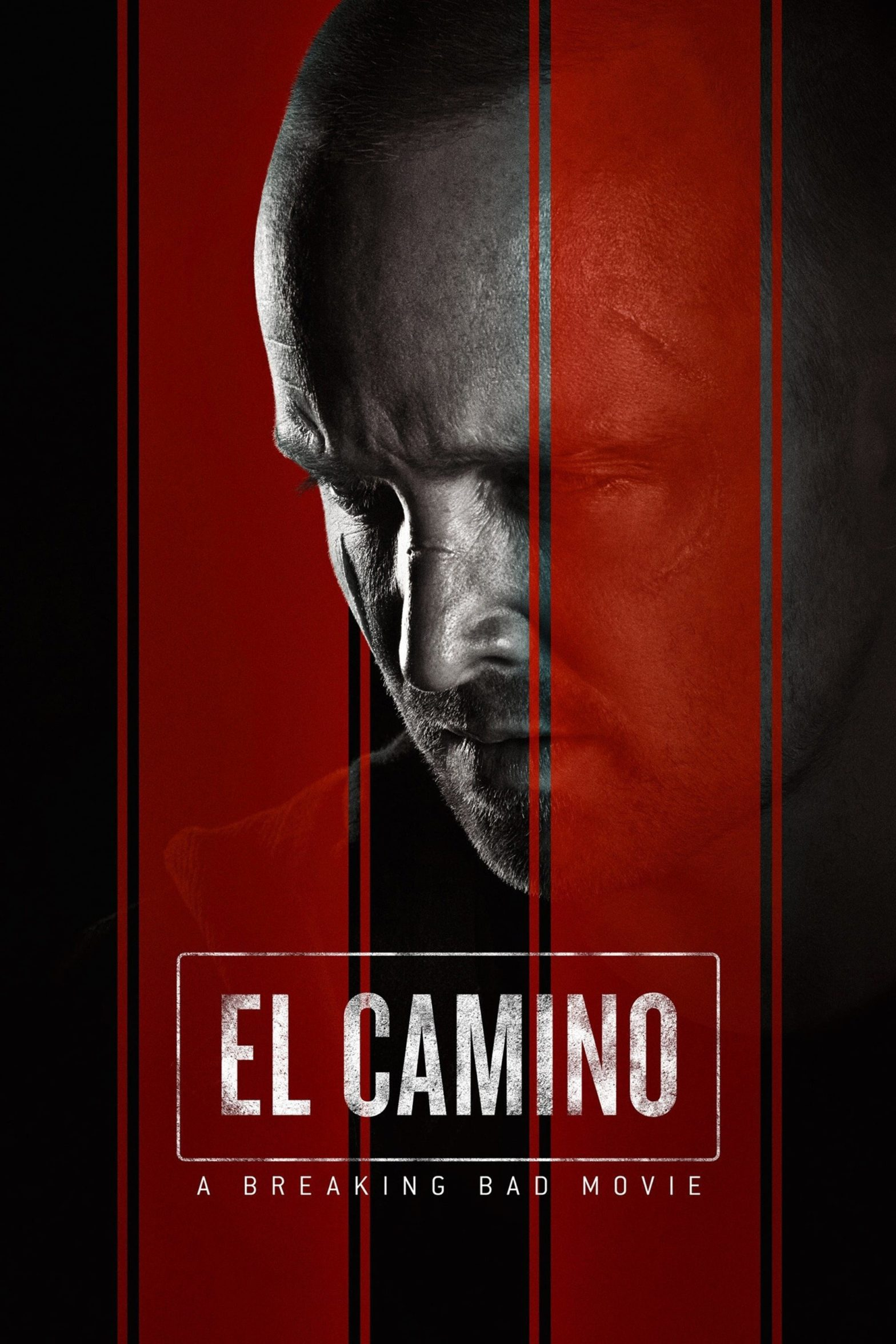 "Poster for the movie ""El Camino: A Breaking Bad Movie"""