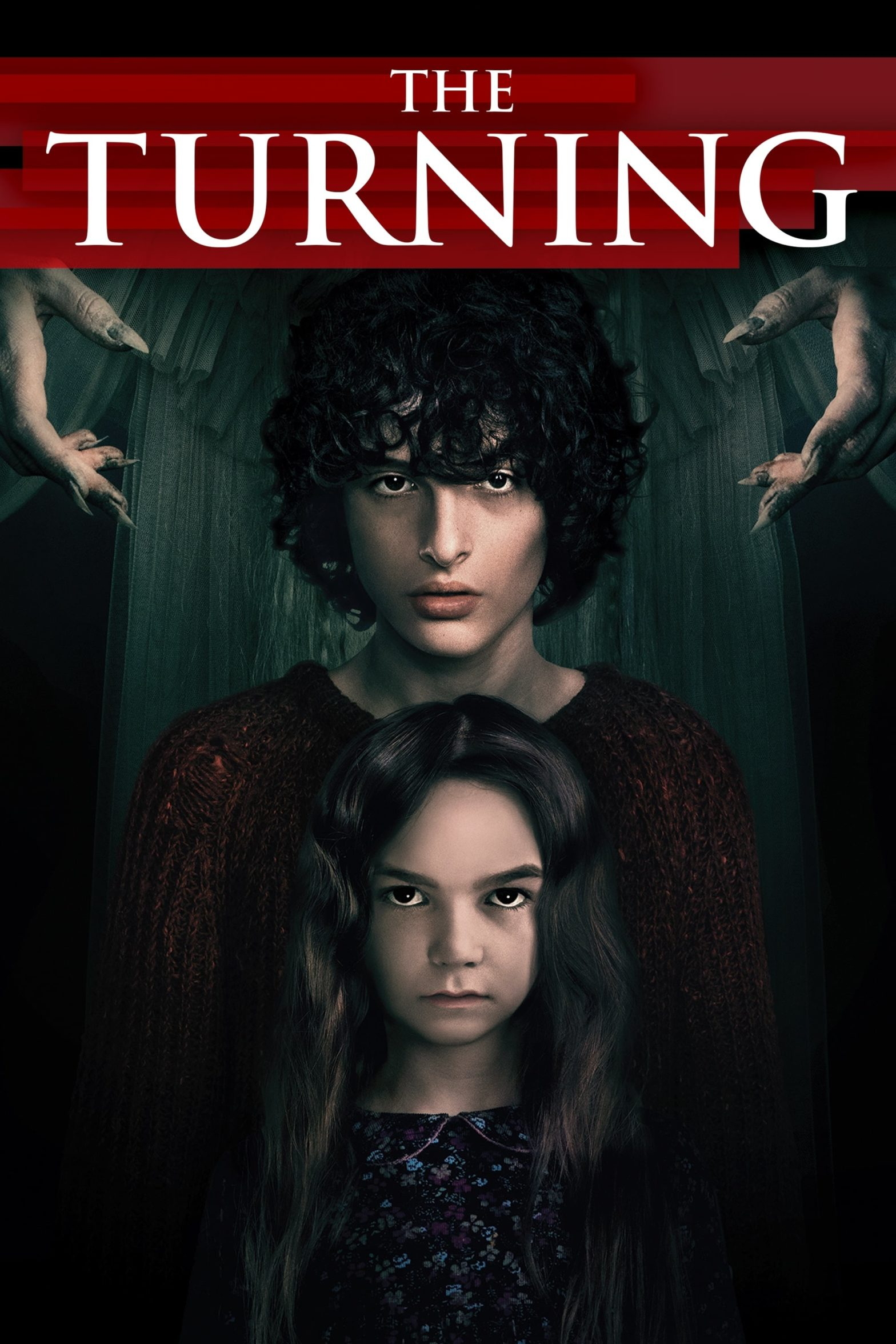 "Poster for the movie ""The Turning"""