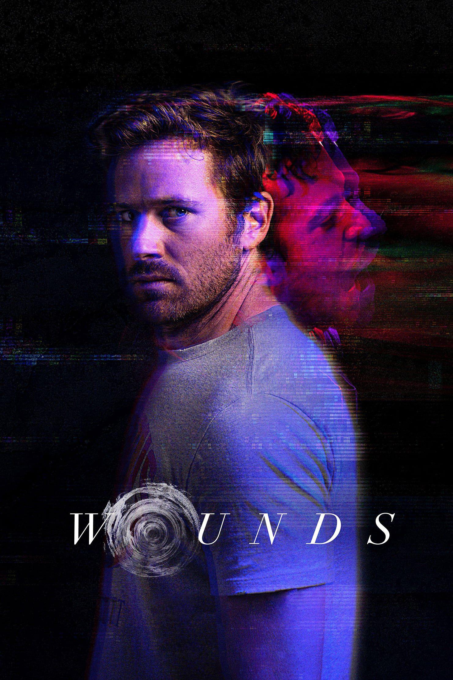 "Poster for the movie ""Wounds"""