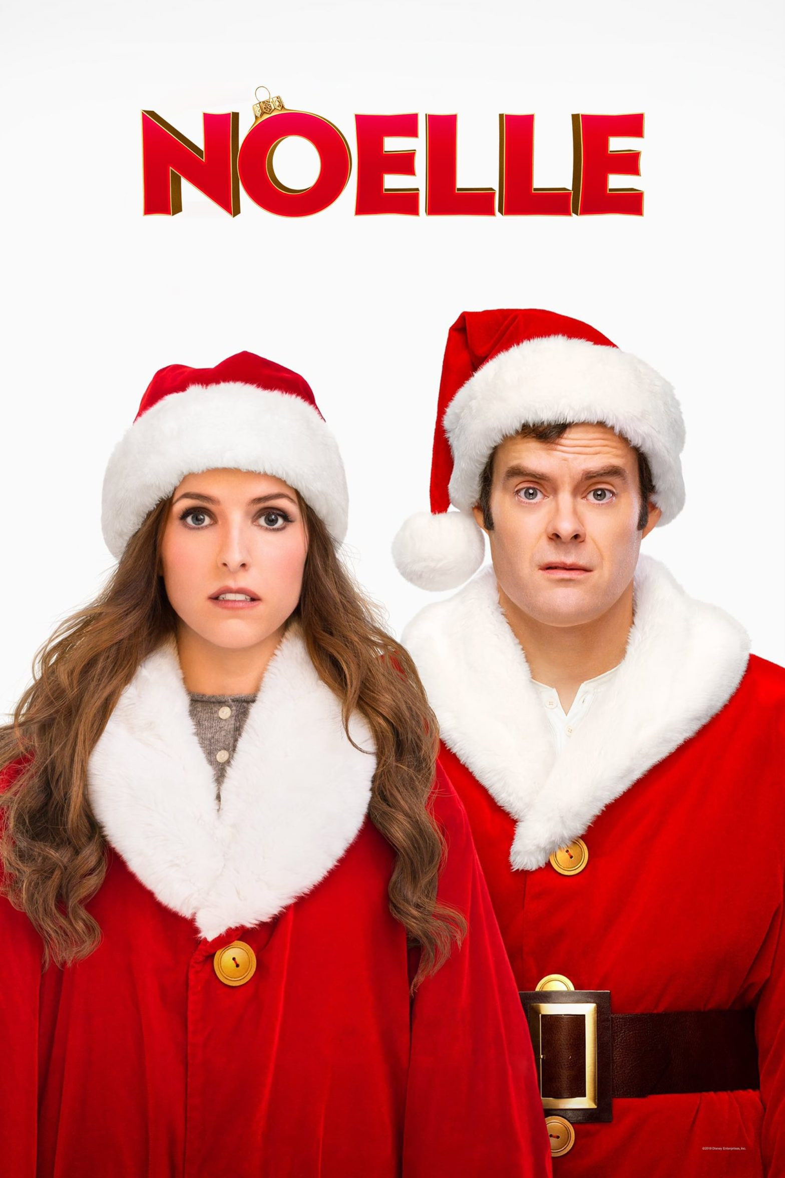 "Poster for the movie ""Noelle"""