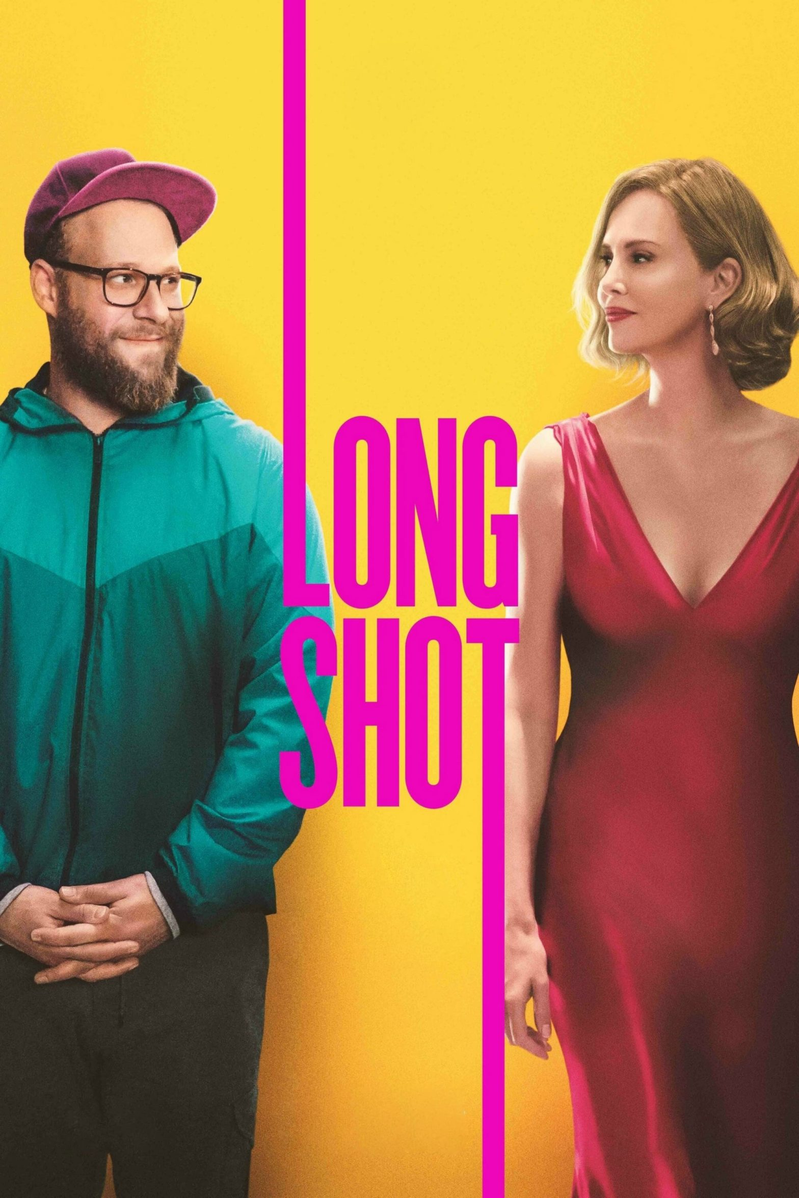 """Poster for the movie """"Long Shot"""""""