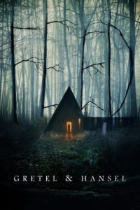 """Poster for the movie """"Gretel & Hansel"""""""