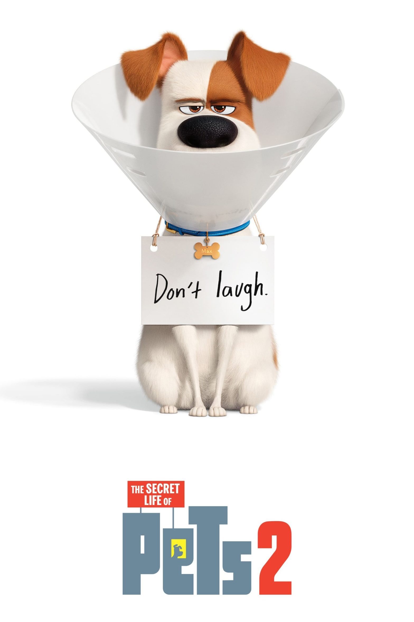 "Poster for the movie ""The Secret Life of Pets 2"""