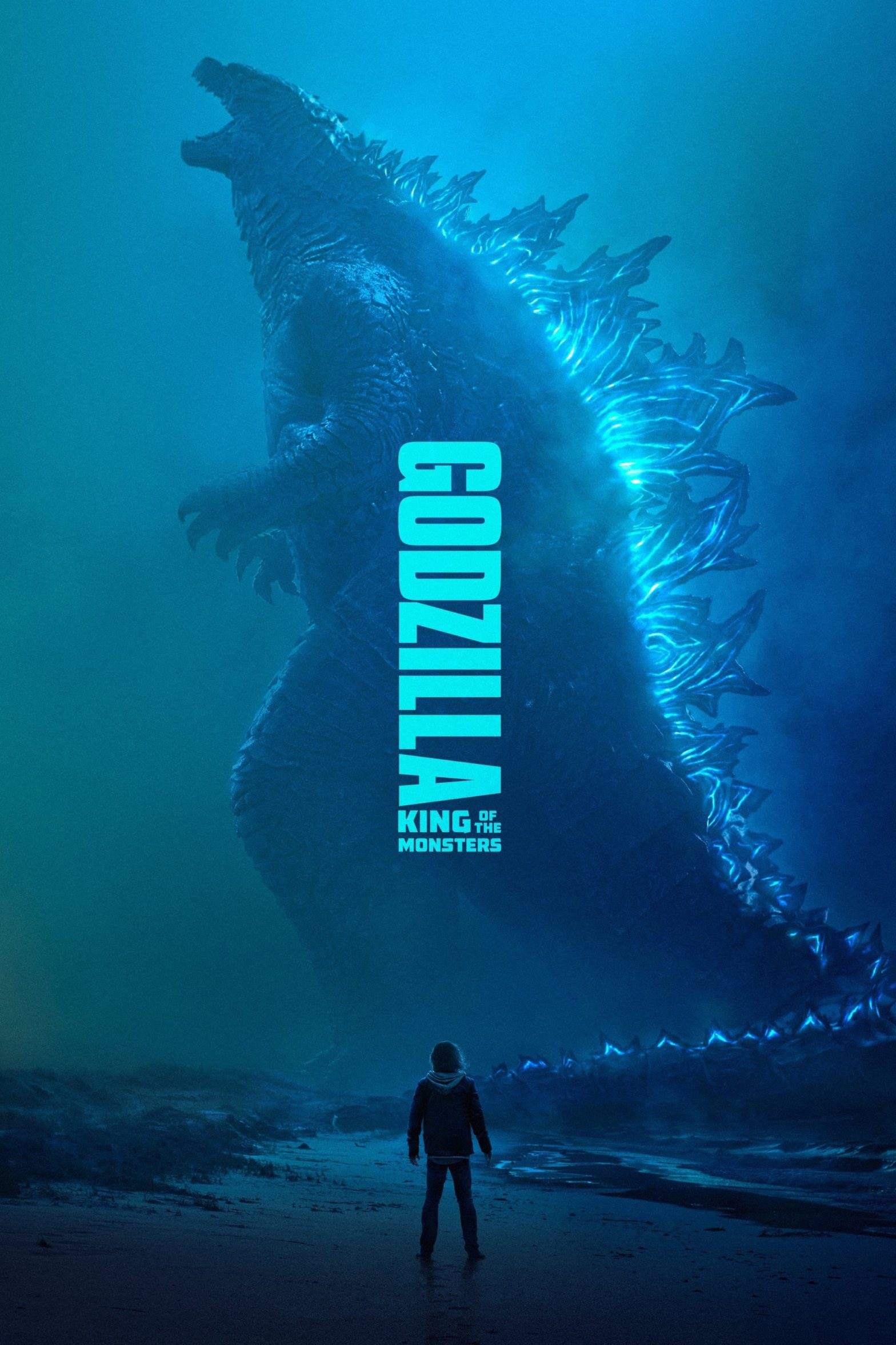 """Poster for the movie """"Godzilla: King of the Monsters"""""""