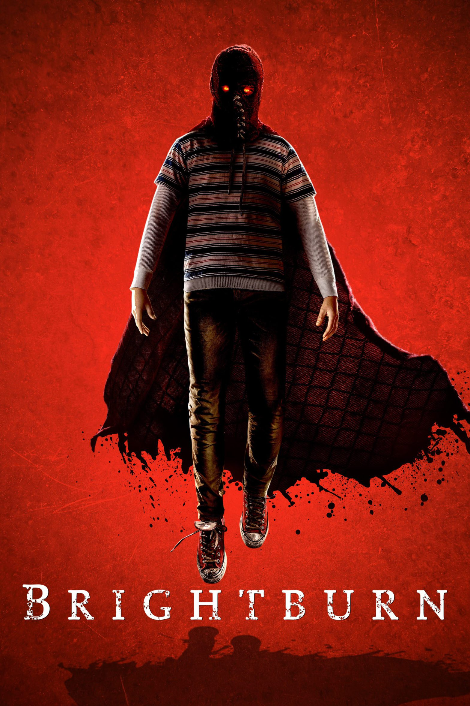 """Poster for the movie """"Brightburn"""""""